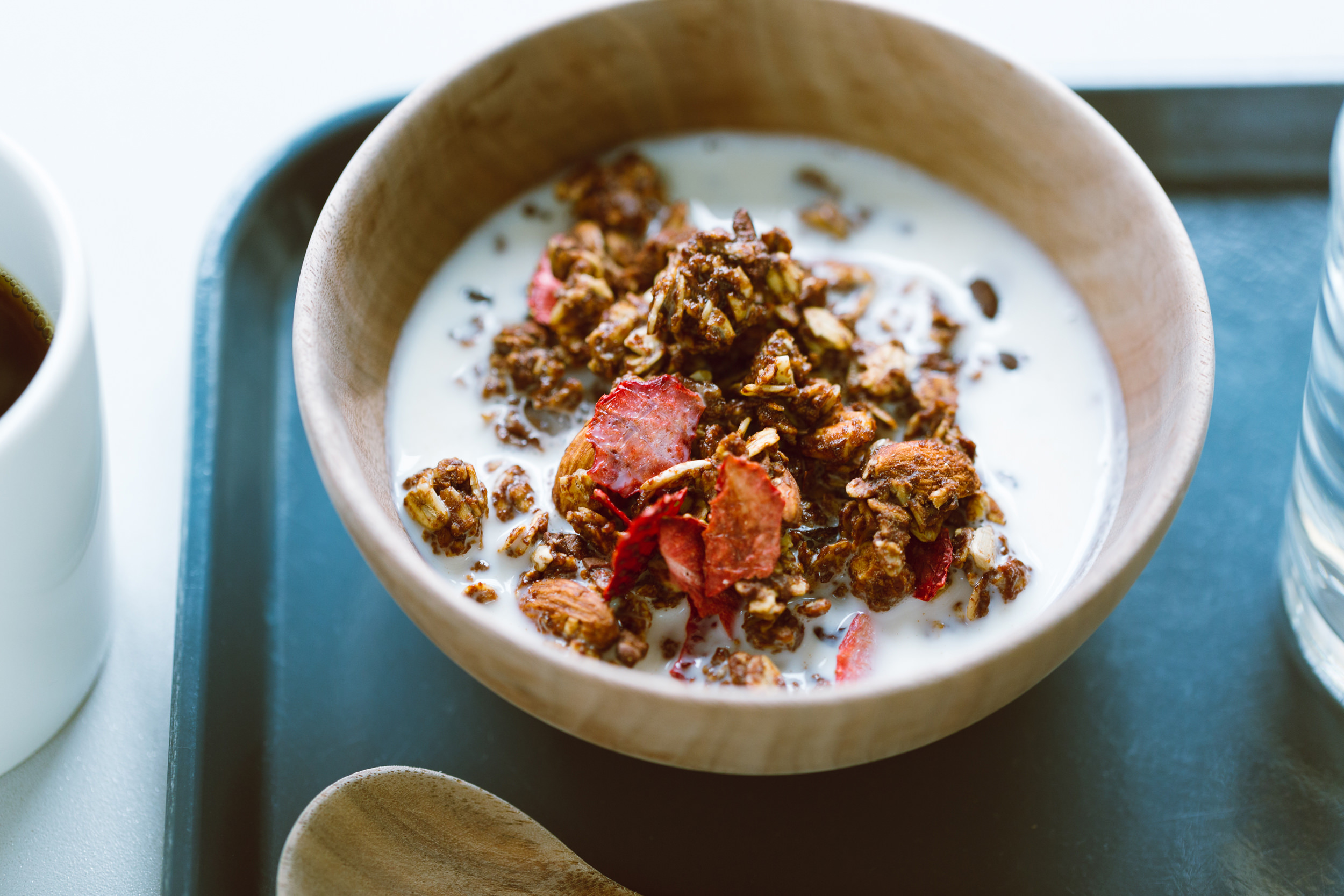 FRUCTUS Granola Workshop